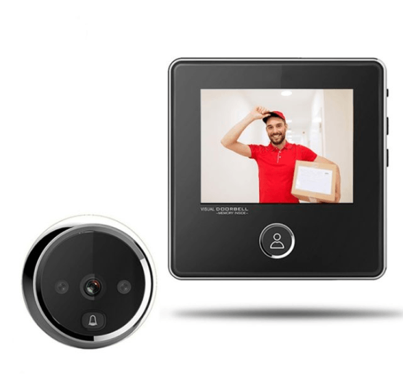 Benefits of a Ring Video Doorbell - Electronic ICON